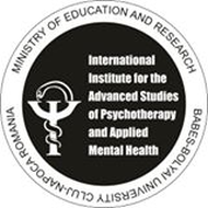 International Institute for the Advanced Studies of Psychotherapy and Applied Mental Health logo